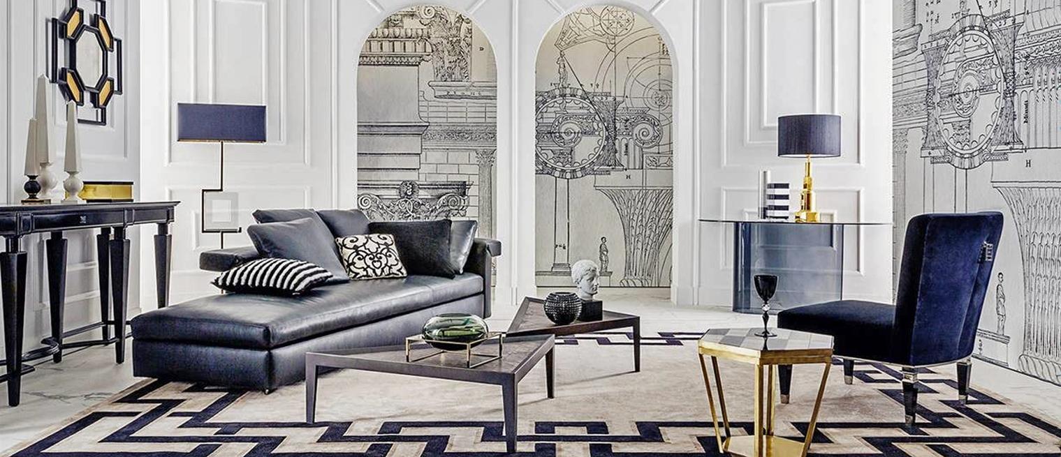 Подбор и поставка мебели, освещения и предметов декора